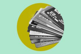 Illustration to accompany article on credit card debt