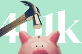 Photo illustration to accompany article on special rules that allow for penalty-free 401(k) withdrawals