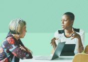 Photo illustration to accompany an article on credit counseling and whether it can help you get out of debt