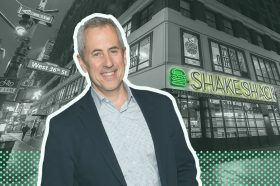 Photo to accompany article on Shake Shack founder Danny Meyer, and his thoughts on tipping