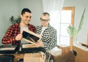 Photo to accompany article on buying your first home