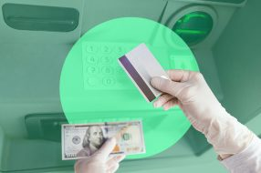 Photo to accompany story about how to use cash advance on your credit card.