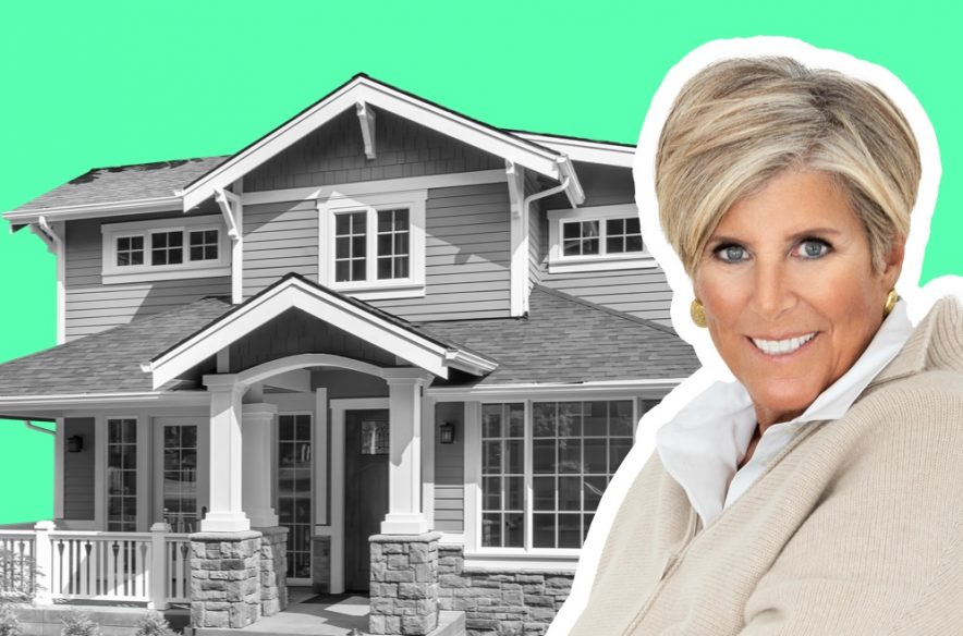 Photo to accompany article about a refinancing mistake that Suze Orman warns readers to avoid