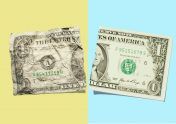 Photo to accompany story about 5 money rules you should know.