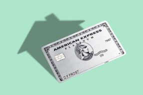 Photo to accompany story about new American Express promotion with Wayfair.