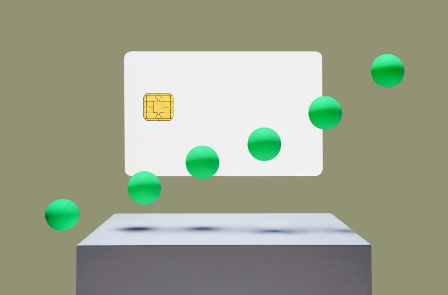 Photo to accompany story about how to increase your credit limit.