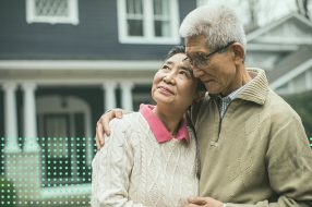 Photo to accompany story about reverse mortgages.