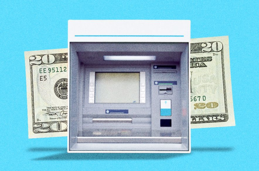 Photo to accompany story about best checking accounts.
