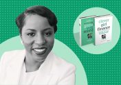 Image of Bola Sokunbi, the founder and CEO of Clever Girl Finance