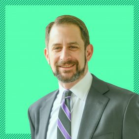 Photo of Larry Sprung, founder and wealth advisor at Mitlin Financial