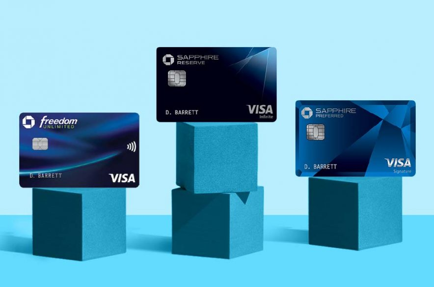 Image to accompany review of the best Chase credit cards