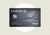 Photo to accompany story about chase ink business cash.