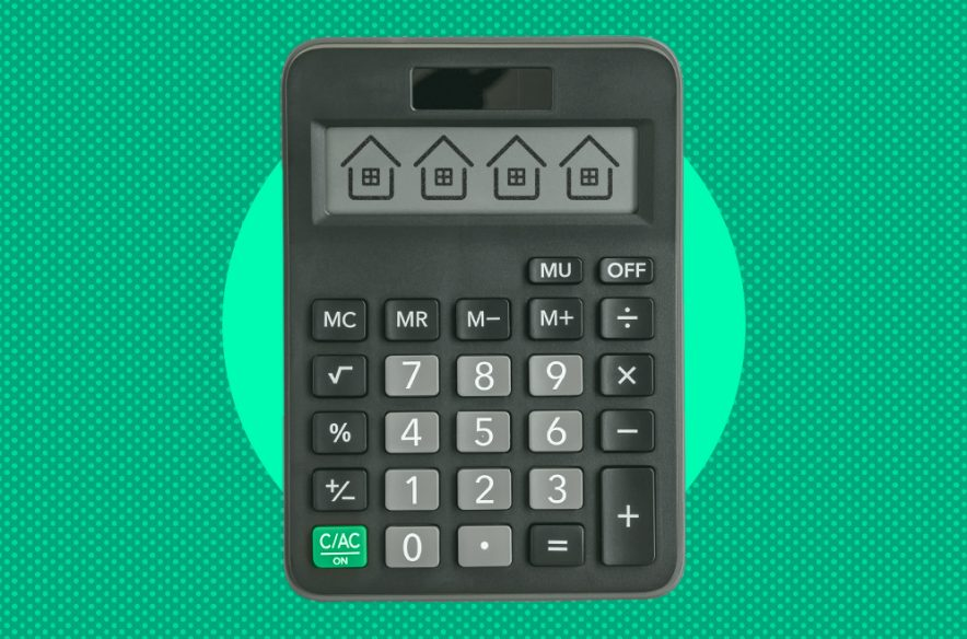 Image to accompany article on how to calculate home equity