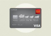 Image to accompany review of the Wells Fargo Platinum credit card