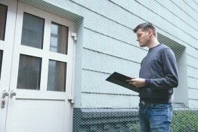 A photo to accompany a story about FHA appraisal requirements