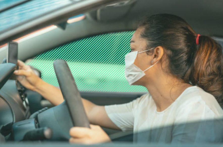 A photo to accompany a story about Allstate Drivewise