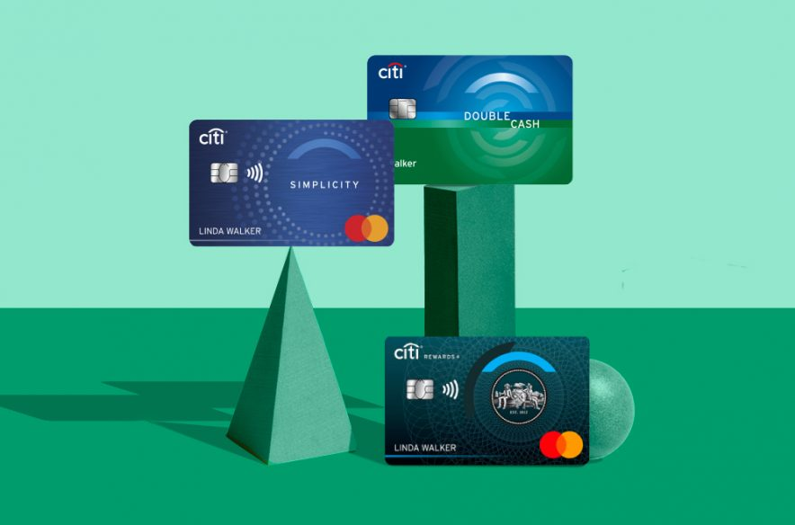 A photo to accompany a story about Citi credit cards