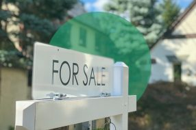 A photo to accompany a story about FHA Loan down payments