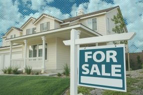 A photo to accompany a story about the homebuying process