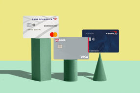 A photo to accompany a story about the best secured credit cards