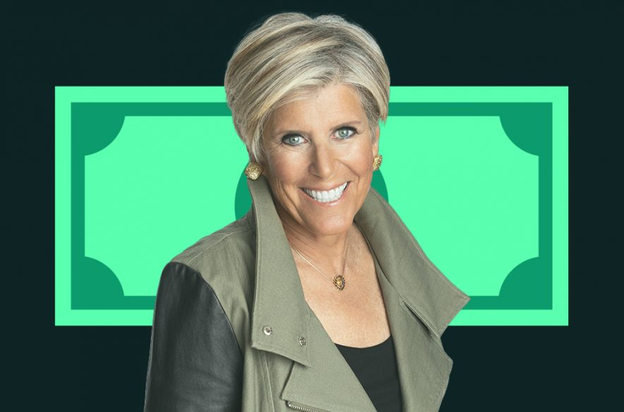 A photo to accompany a story about Suze Orman and Alliant Credit Union