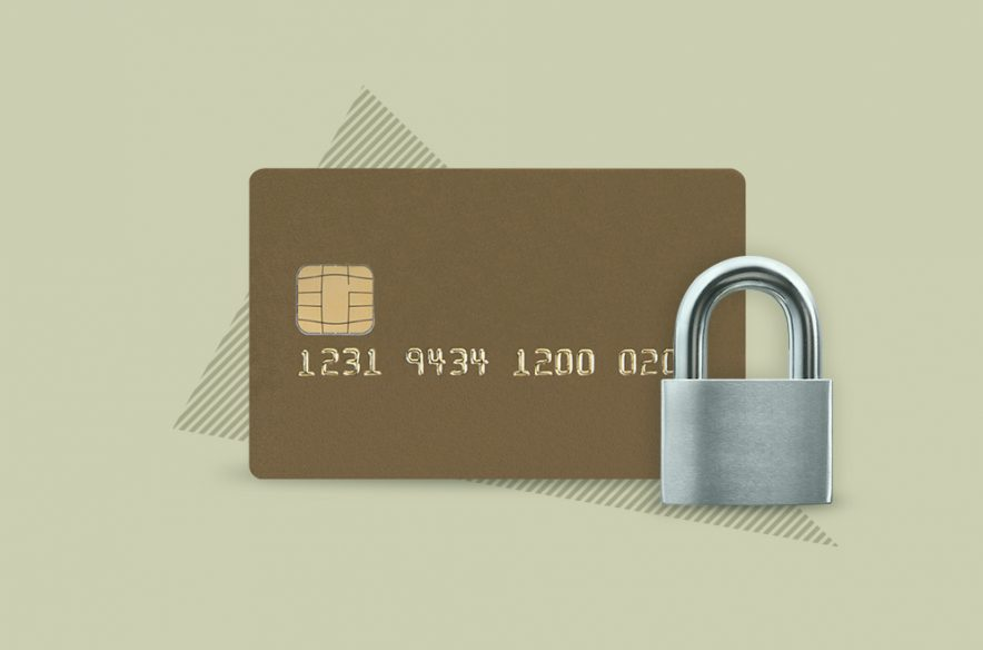 A photo to accompany a story about credit card chargebacks