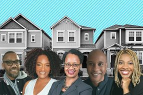 A photo to accompany a story about the Black homeownership gap