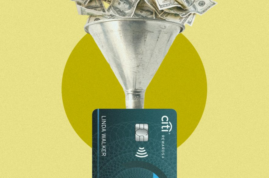A photo to accompany a story about how to transfer a balance to a Citi credit card
