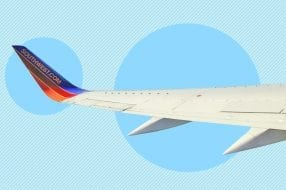 A photo to accompany a story about Southwest Airlines Rapid Reward Points