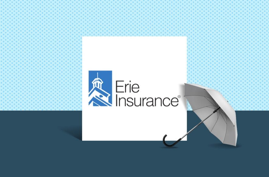 A photo to accompany a review of Erie Insurance
