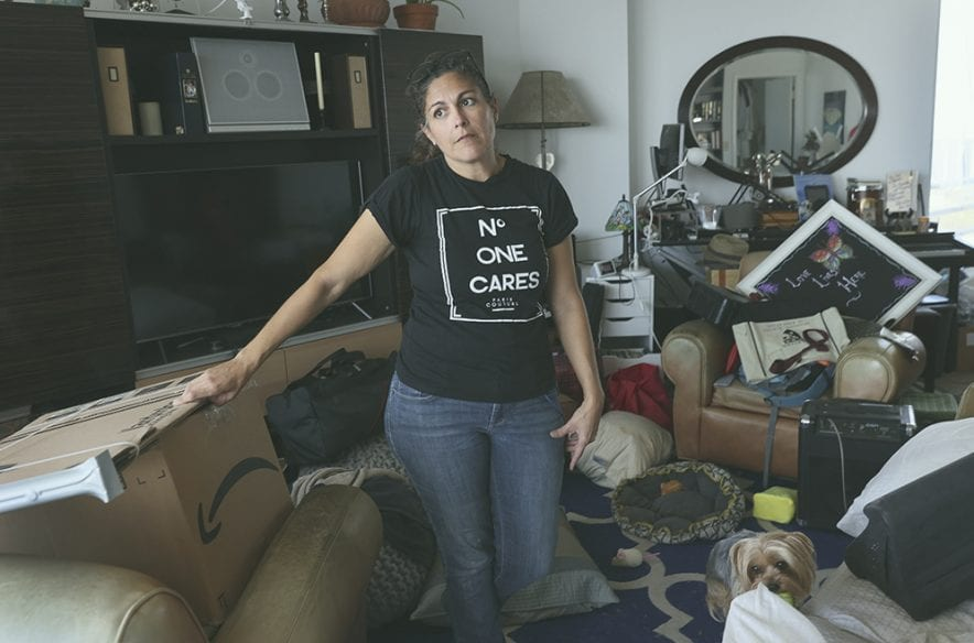 A photo to accompany a story about the eviction moratorium extension