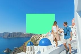A photo to accompany a story about travel credit cards