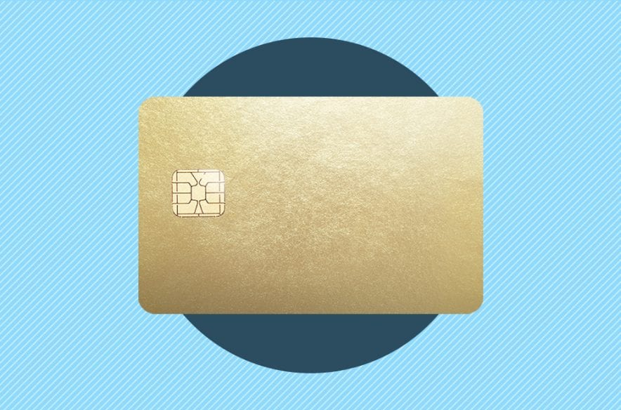 A photo to accompany a story about the Amex Gold Card