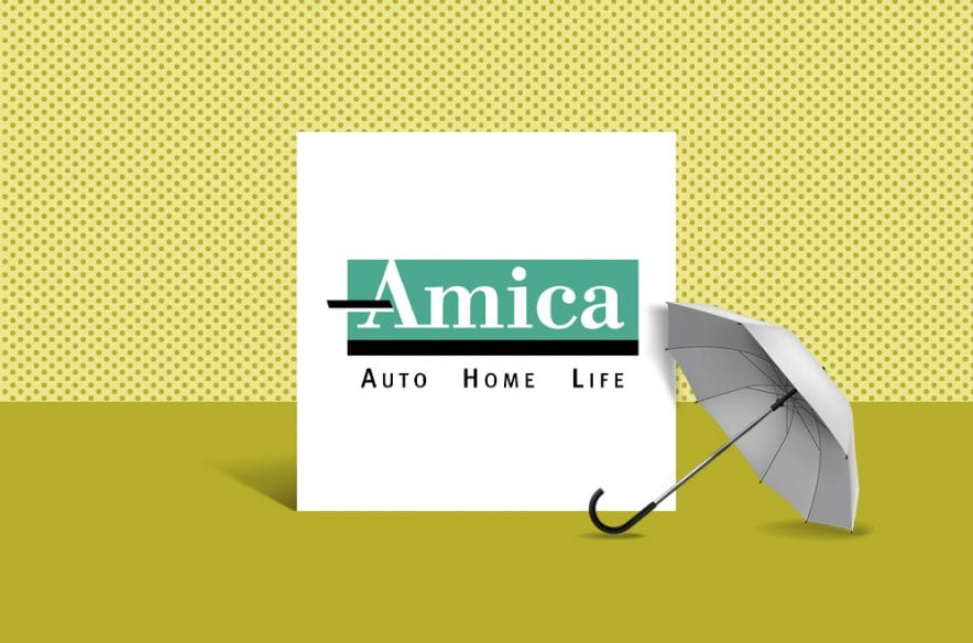 A photo to accompany a review of Amica insurance
