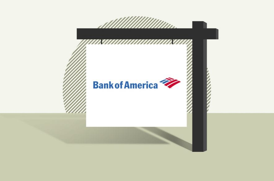 A photo to accompany a review of Bank of America mortgages