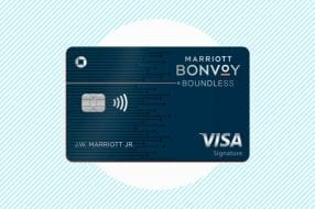 A photo to accompany a review of the Marriott Bonvoy Boundless credit card