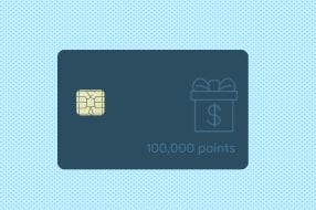 A photo to accompany a story about credit card sign up bonuses