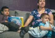 A photo to accompany a story about the Child Tax Credit