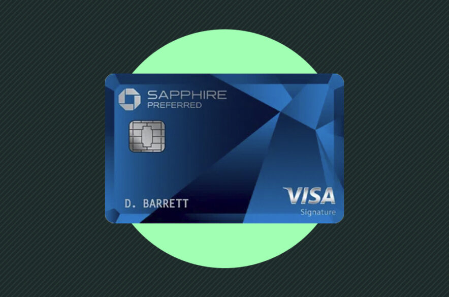 An image to accompany a story about the benefits of the Chase Sapphire Preferred card