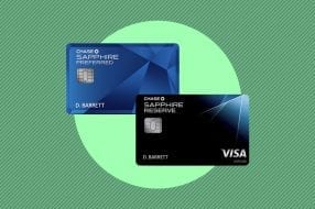 A photo to accompany a story about rumored updates to the Chase Sapphire Preferred and Chase Sapphire Reserve cards