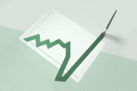 An image to accompany a story about investing in index funds