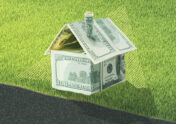 A photo to accompany a story on how to find your house's value