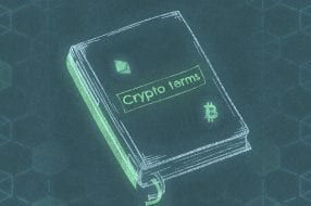 A photo to accompany a story about cryptocurrency terms