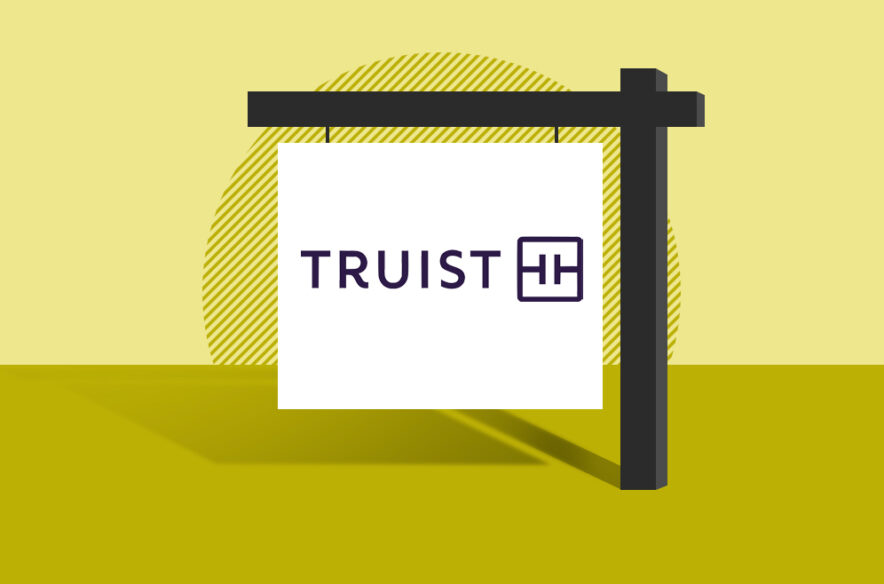 An image to accompany a review of Truist mortgages
