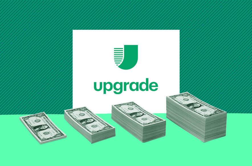 An image to accompany a review of Upgrade personal loans