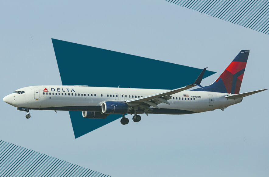 A photo to accompany a story about the best Delta credit cards