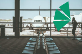 A photo to accompany a story about credit cards with airport benefits