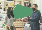 A photo to accompany a story about how store cards affect your credit score