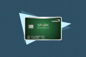 An image to accompany a story about the Capital One Spark Cash credit card
