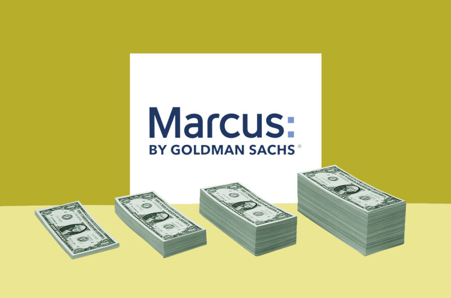 An image to accompany a review of Marcus personal loans